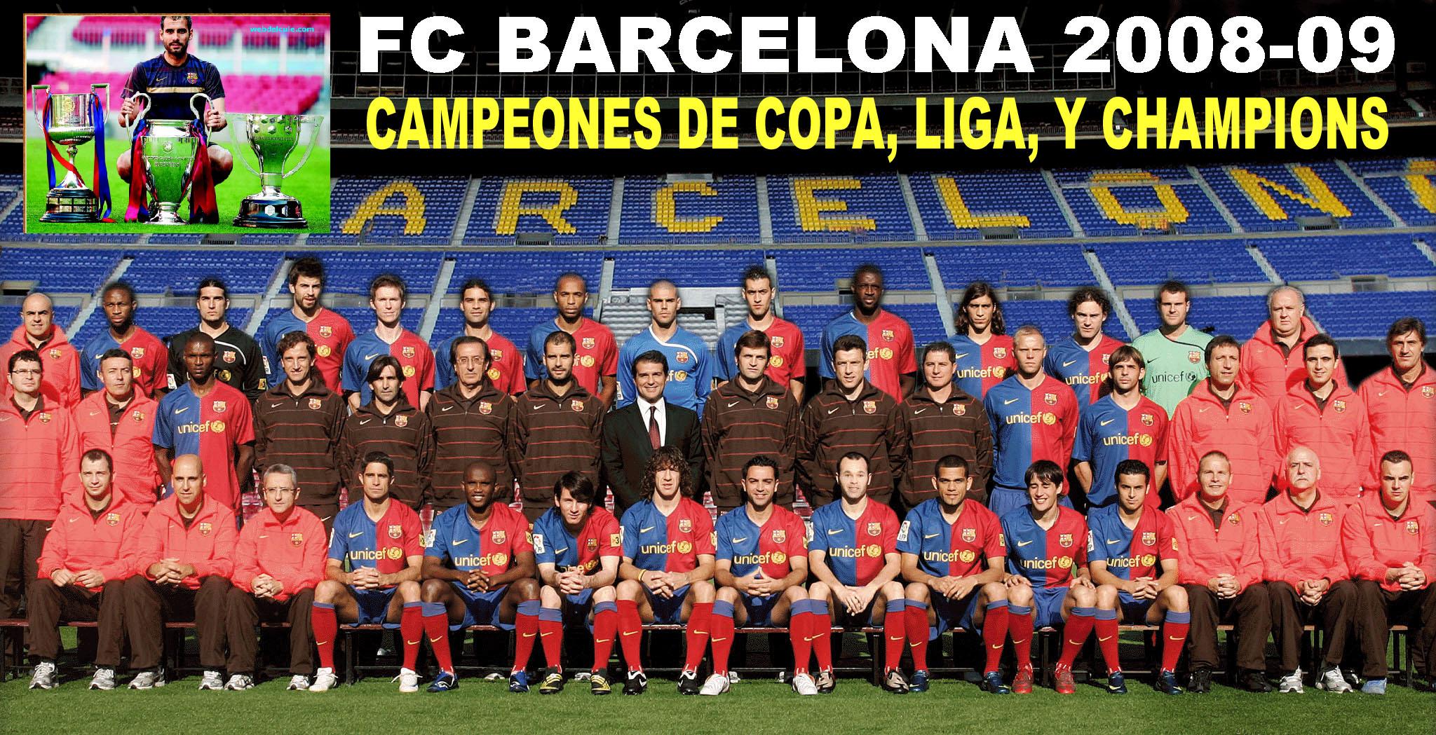 Hilo del FC Barcelona Barsa0809