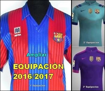 Equipacion 2016-17